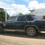 El Tigre shared taxi (Carrito por puesto)